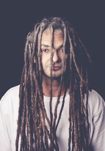 Tim Helmy dreads