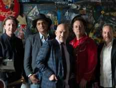 The Black Sorrows -2014