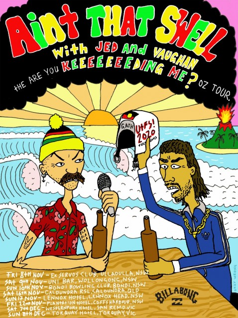 Surf Podcast poster